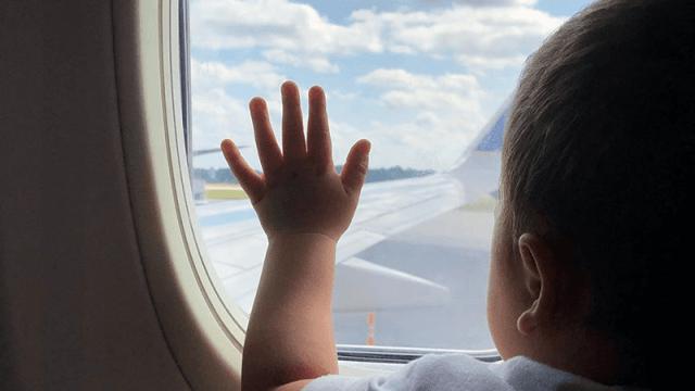 Los niños también necesitan pasaporte para viajar a Cancún
