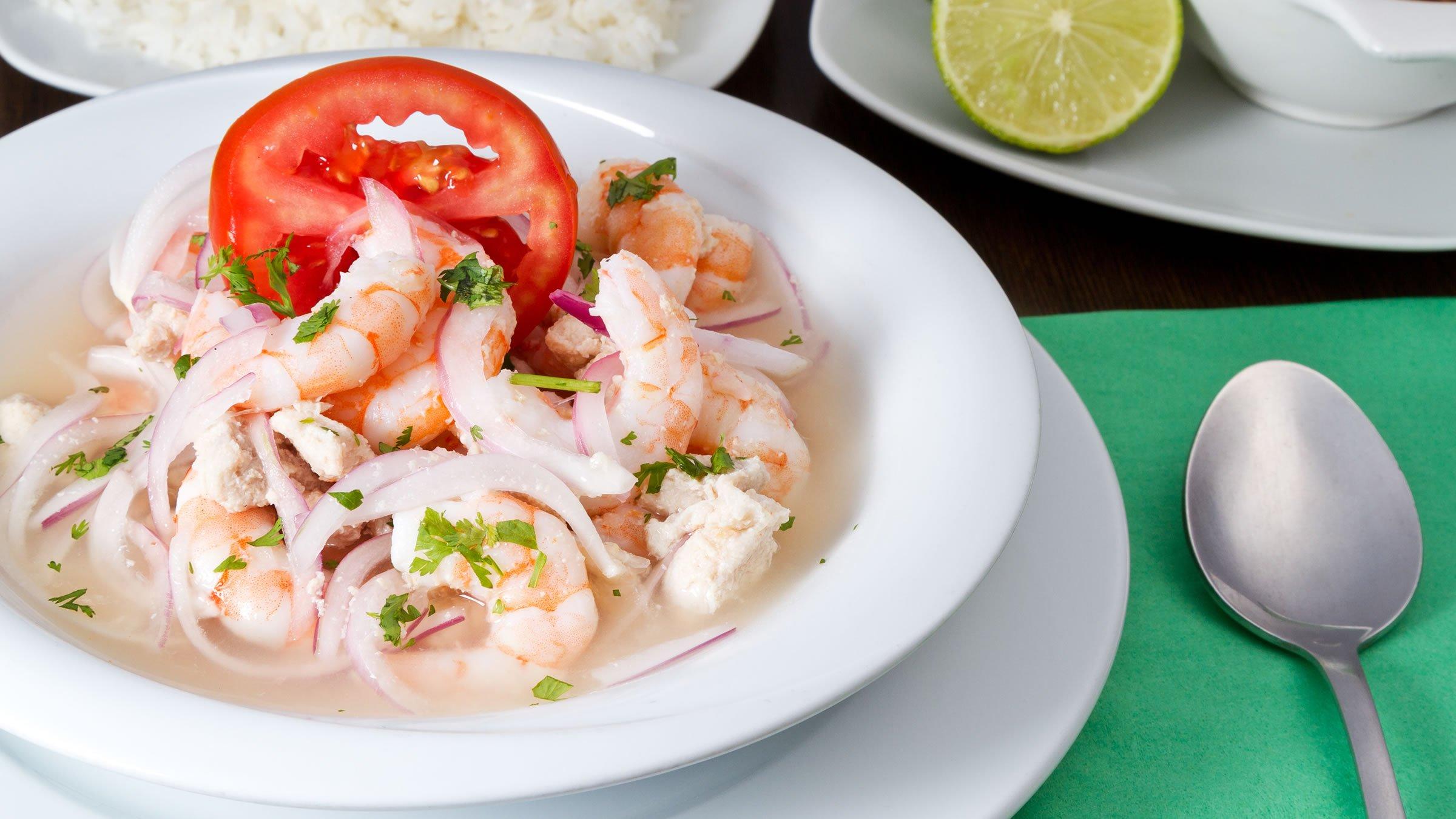Este  plato  tipico es  de la costa y es muy  delicioso