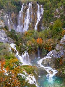 Waterfall Wonderland of Plitvice Lakes National Park