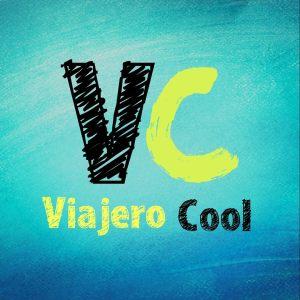 Logo de viajero cool