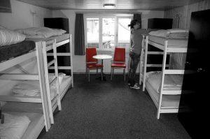Hostel dorm