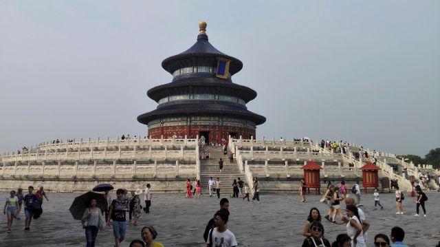 Templo del cielo, Beijing.