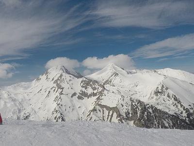 Montaña Bansko