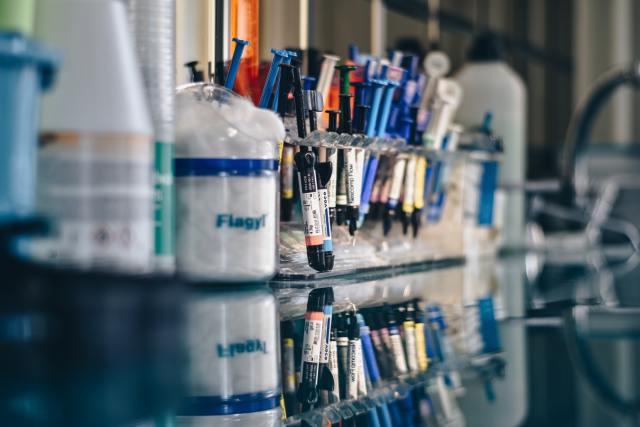 equipoo de laboratorio