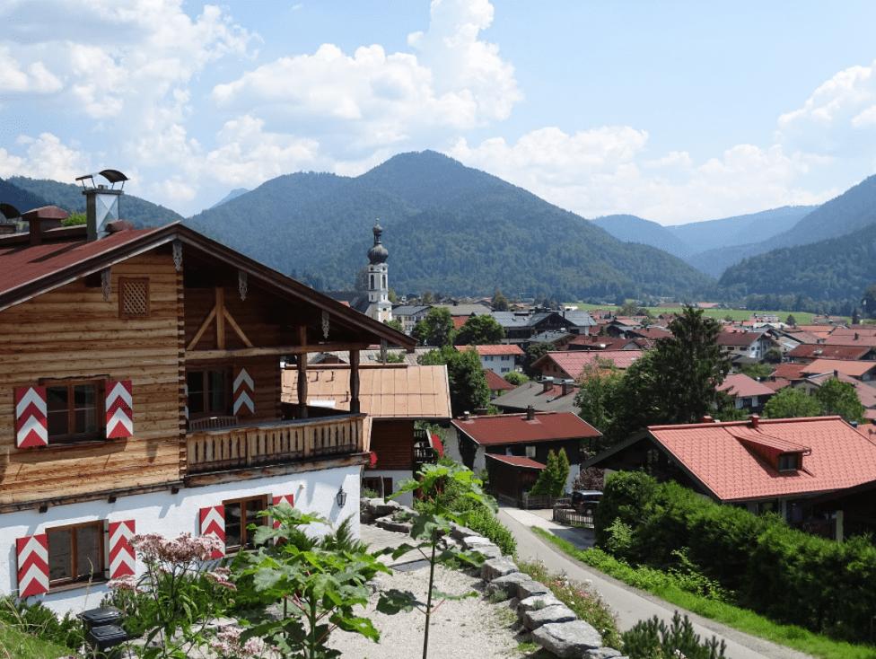 Reit im Winkl: una perla al sur de Alemania