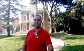 Luis Fernández - En los jardines de Can Tinturé (Esplugues)