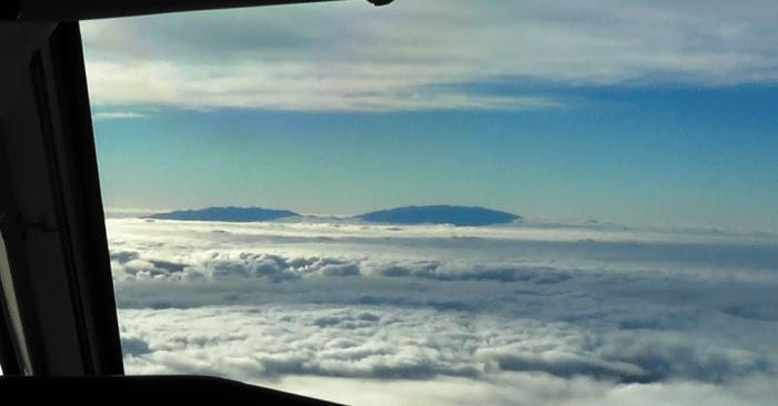 Nos aproximamos a La Palma