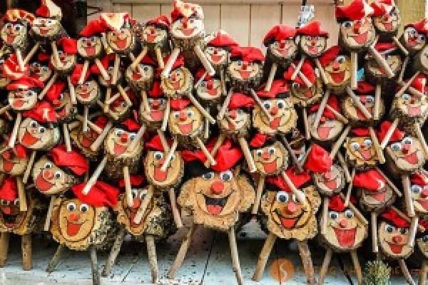 Caga Tió - tradición catalana