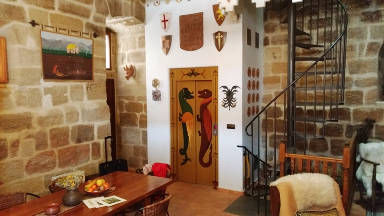 Torrefuerte Rural - salón principal