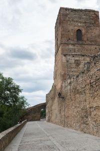 Paseo de la Coracha, Buitrago de Lozoya.