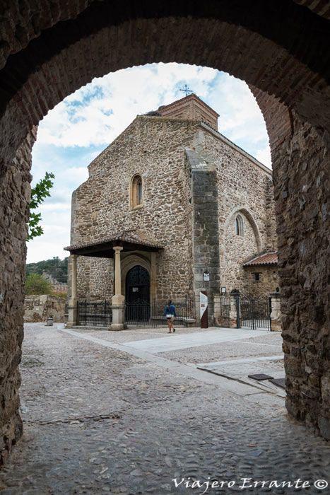 Iglesia de Santa Maria., Buitrago de Lozoya.