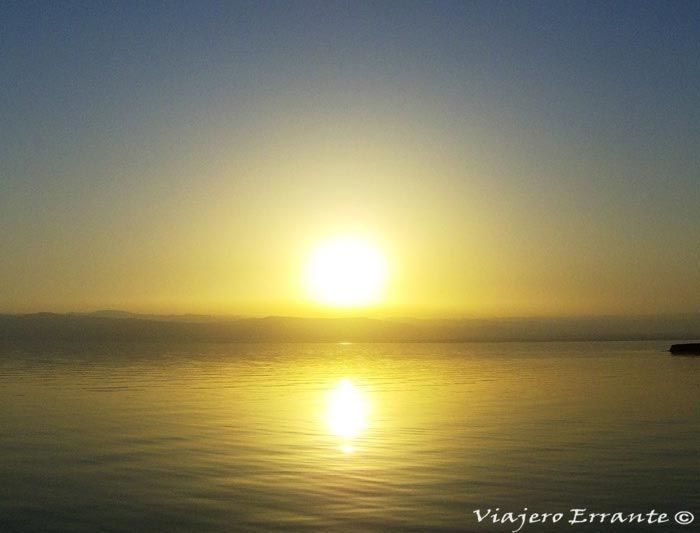 El Mar Muerto