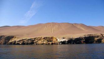 La Reserva Nacional de Paracas, Perú.