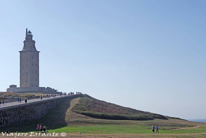 la torre de hércules