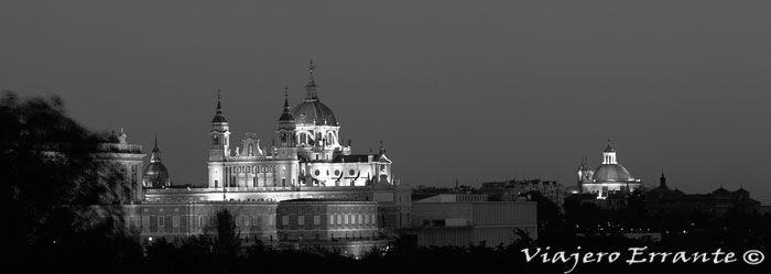 Catedral de la Almudena y Palacio Real