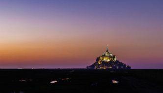 Mont Saint Michel, la bahía mágica.
