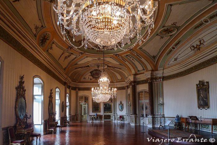 Palacio Nacional de Queluz