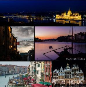 Cinco ciudades de Europa para visitar en dos días.