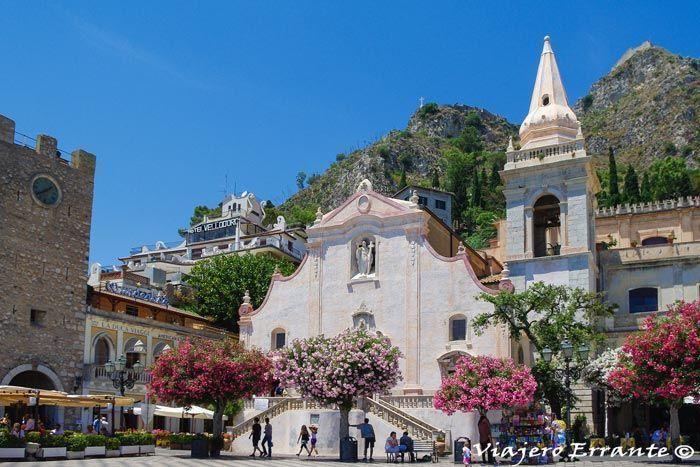 ruta por sicilia