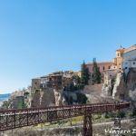 Visitar Cuenca, el casco antiguo.