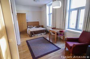 Alojamiento en Helsinki. Finlandia.