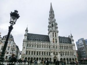 Grand Place de Bruselas, el orgullo de Bélgica.