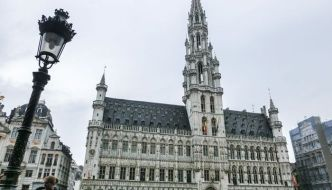 Grand Place de Bruselas, el orgullo de Bélgica.