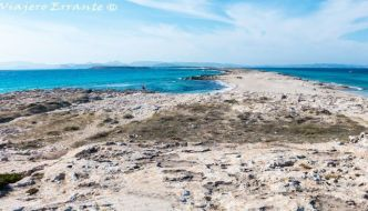Isla de Formentera en un día.