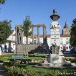 Ciudades de Portugal, Évora.