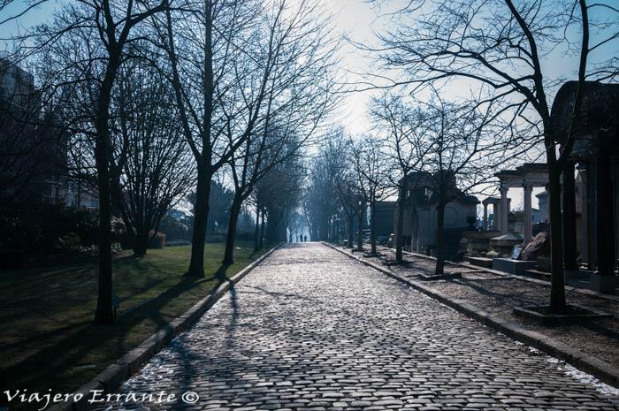 cementerio de pere lachaise