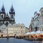 5 Ciudades para visitar en Europa.