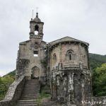 Monasterio de Caaveiro y las Fragas del Eume.