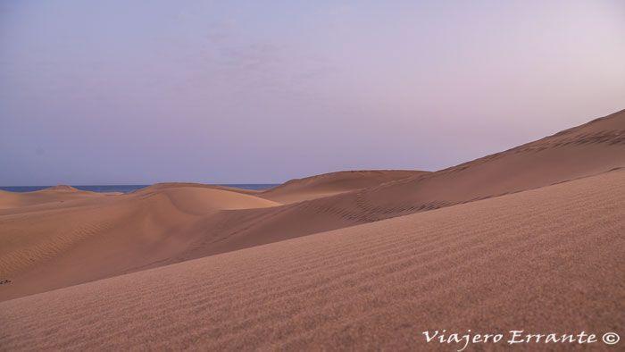 las dunas de maspalomas
