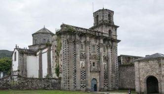 Monasterio de Monfero.