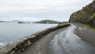 Península de Dingle, la zona mas occidental de Irlanda.