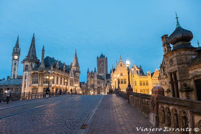 que ver en belgica