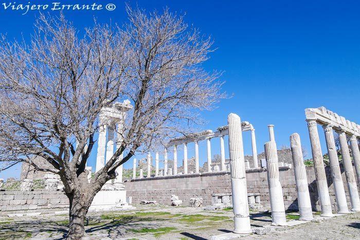 ciudad de pergamo