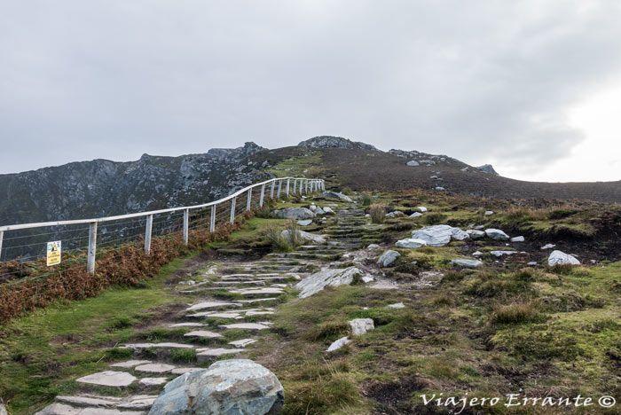 Qu visitar en irlanda slieve league por glengesh pass for Oficina de turismo de irlanda