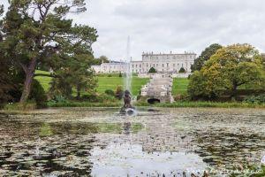 Los Jardines de Powerscourt – Irlanda.