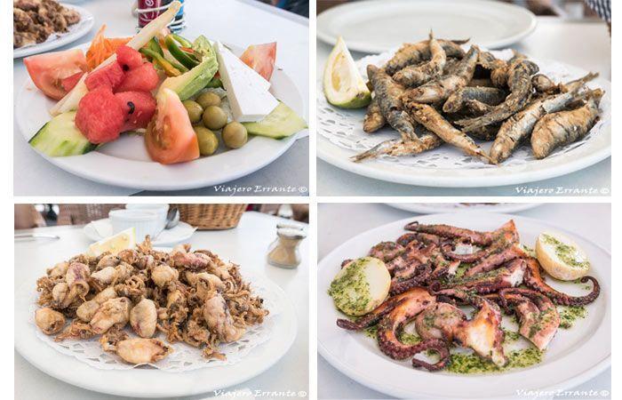 Cinco restaurantes donde comer en Lanzarote.
