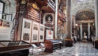 Biblioteca Nacional de Austria – Sala Imperial (Prunksaal).