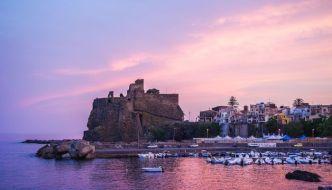 Vacaciones en Sicilia.