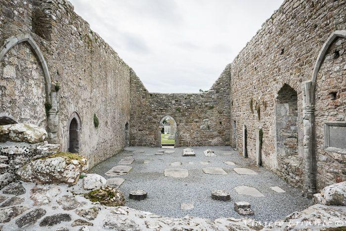 Catedral de Clonmacnoise