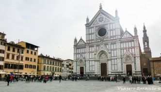 Cosas que ver en Florencia – 10 plazas florentinas.