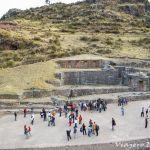 Tambomachay – El balneario del Inca.