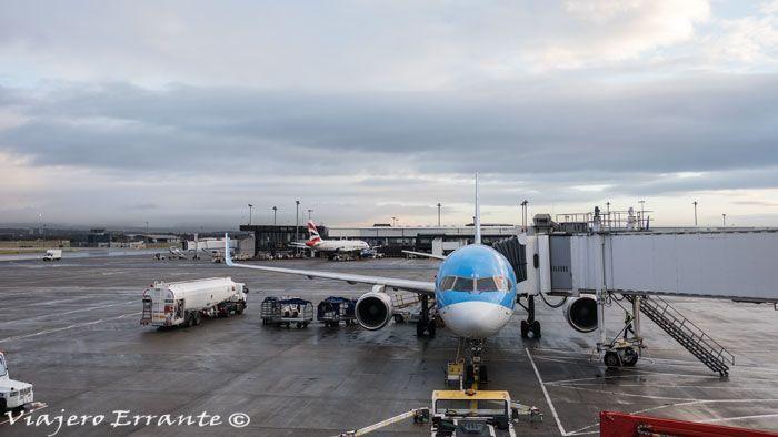 aeropuerto de glasgow al centro