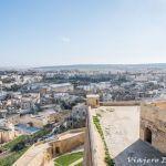 Cittadella de Gozo. La fortaleza medieval de la isla.