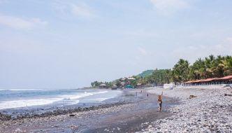 El Tunco. Playas y relajación en el Pacífico.