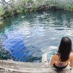 Cenote Car Wash o Aktun- Ha en Tulum.