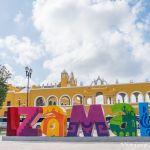 Izamal – Inicio de la Ruta de los Conventos.
